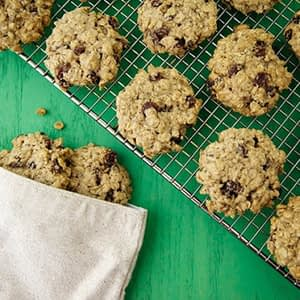 Recetas de galletas de pasas de avena veganas sin gluten