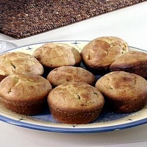 Tortas de calabacín bajas en carbohidratos