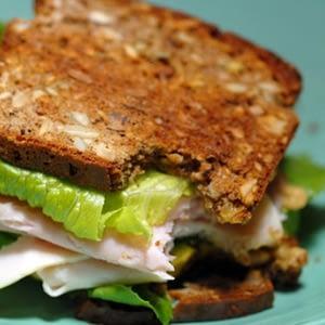 Sobras de recetas de sándwich de pavo