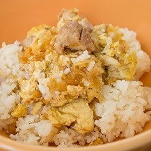 Receta Oyako Don (Gallo Y Huevo Sobre Arroz)