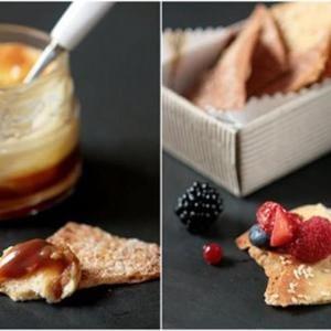 Salsa de Caramelo con Mantequilla Vegana