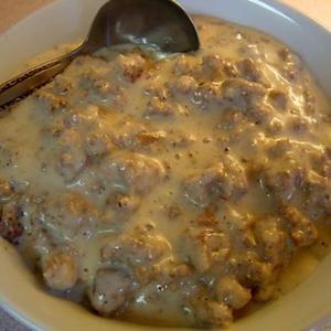 Salsa de salchicha baja en carb