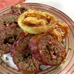 Pastel de carne con bajo contenido de carbohidratos