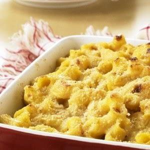 Macarrones y queso al horno sólo veganos al estilo chef Chlo