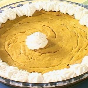 Pastel de Calabaza Praliné Bajo en Carb