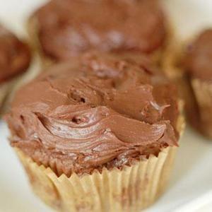 Pastelitos De Chocolate Paleo