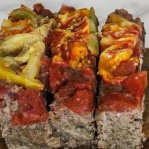 El pastel de carne ceto más práctico