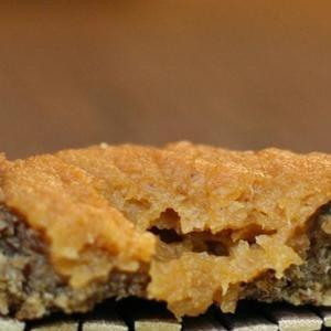 Pastel de calabaza con especias Vegan Glo Bites