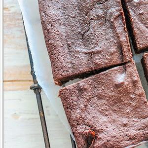 Brownies paleo / primigenios