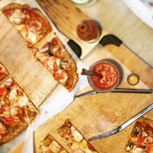 Recetas de pizza de ceto