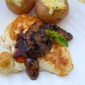 Weight Watchers Rooster Marsala