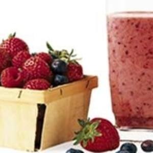 Muy Berry Smoothies recetas