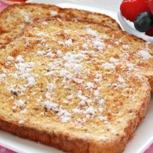 La tostada francesa Good 'n Spiced de Hungry Girl