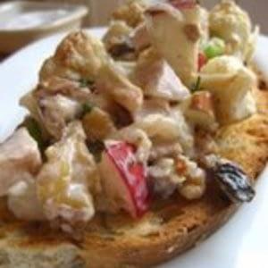 Carne Lite: La coliflor no es una receta de flores de pared