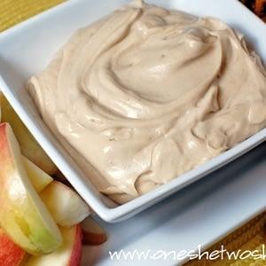 Recetas de salsa de yogur y mantequilla de maní