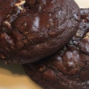 Galletas De Chocolate Keto Masticables