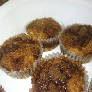 Muffin de canela de los vigilantes del peso