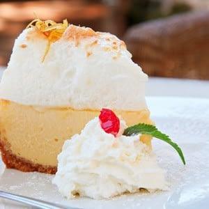 Recetas de pastel de merengue de limón sin azúca