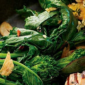 Ajo Provocador Brócoli Rab